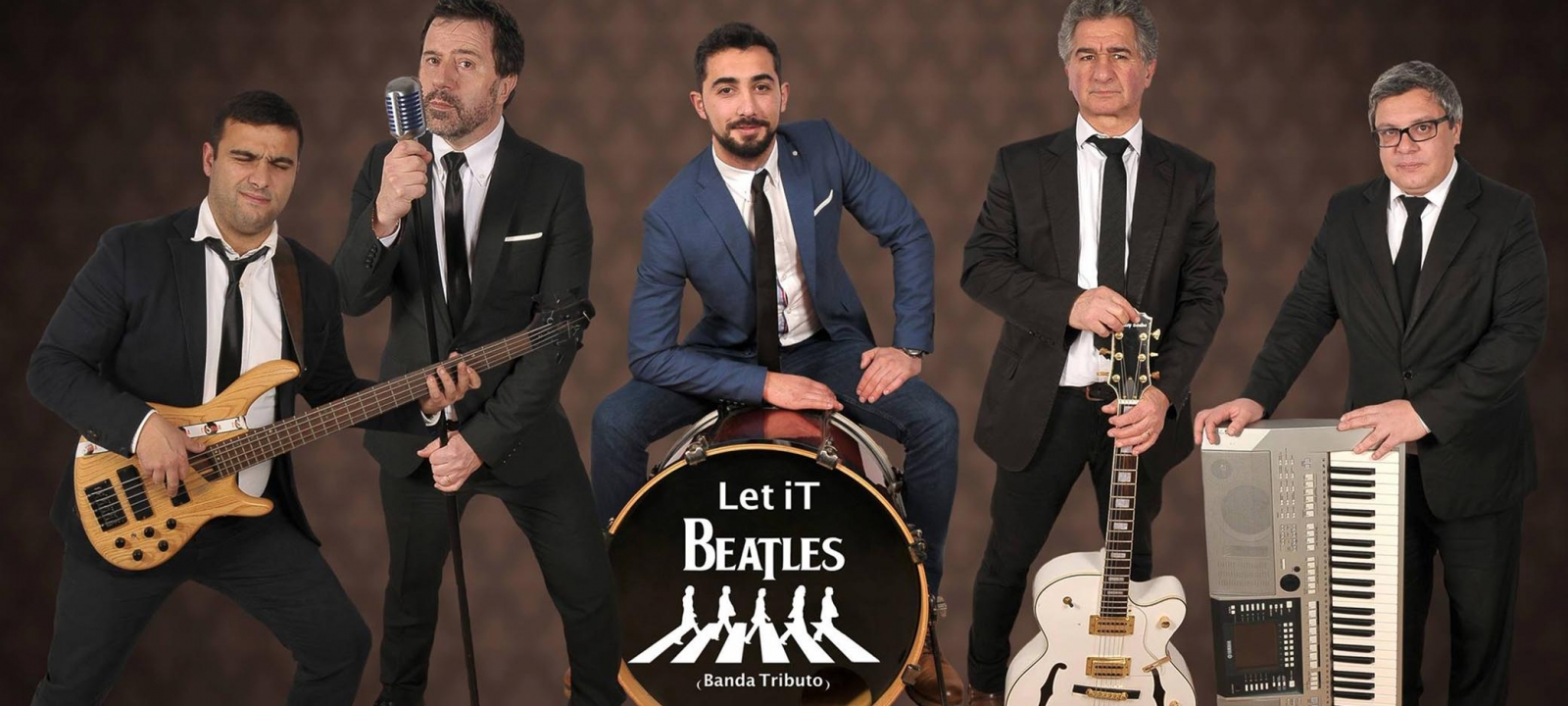 """Let it Beatles"" no Auditório Municipal"