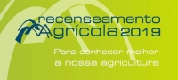 Recenseamento Agrícola 2019 no terreno