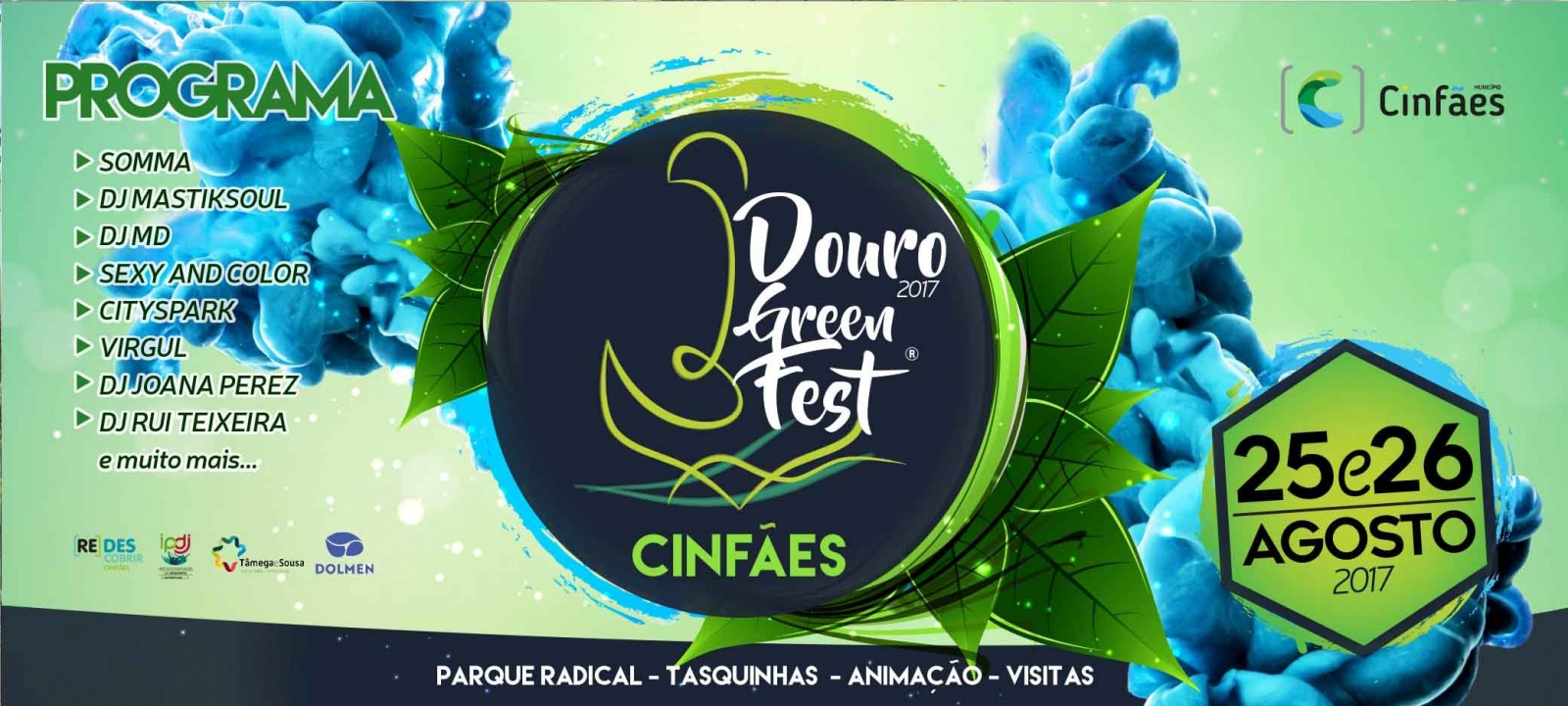 Virgul no Douro Green Fest