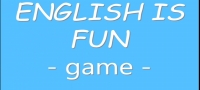 Game: English is fun!  – (1.º e 2.º anos do 1.º CEB)